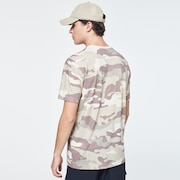 Oakley Digit Camo Short Sleeve Tee - New Desert Camo
