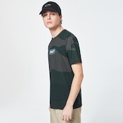 Oakley Digit Camo Short Sleeve Tee - Core Camo
