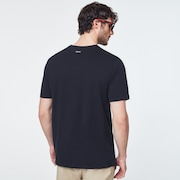 Cut B1B Logo Short Sleeve Tee - Blackout
