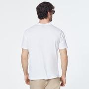 Cut B1B Logo Short Sleeve Tee - White