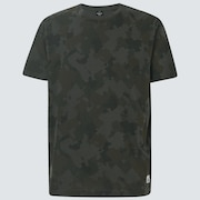 Cadpat Camo Short Sleeve Tee - Cadpat Dark Brush Camo