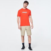 Stone B1B Logo Short Sleeve Tee - Energetic Orange