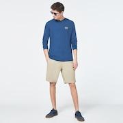 Oakley Factory Pilot LS Tee - Universal Blue
