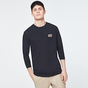 Oakley Factory Pilot LS Tee - Blackout
