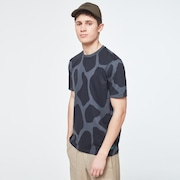 Bold Turtle Camo Short Sleeve Tee - Blackout