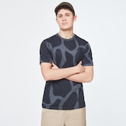 Bold Turtle Camo Short Sleeve Tee
