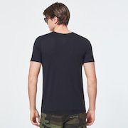 Match Ellipse Short Sleeve Tee - Blackout