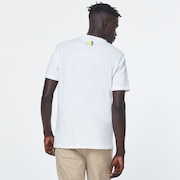 High Definition Optics Short Sleeve Tee - White