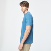 Pop Ellipse Short Sleeve Tee - Interstellar Blue