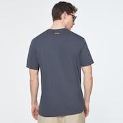 Oakley Mumbo Short Sleeve Tee - Uniform Gray