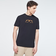 Oakley Mumbo Short Sleeve Tee - Blackout