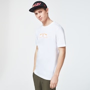 Oakley Mumbo Short Sleeve Tee - White