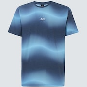 Dynamic Short Sleeve Tee - Aviator Blue