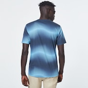 Dynamic Short Sleeve Tee - Aviator Blue