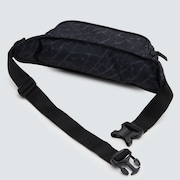 Street Belt Bag - Black Glass Print