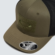 SI 110 Snapback Cap - Worn Olive