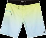 Fade Nomad Boardshort - Blue Tint