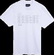 Bark Cooled GRX Tee - White