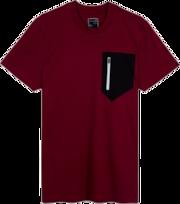 NS Pocket SP Tee - Rhone