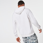 Hoodie New Bark - White/Black