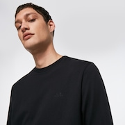 Relax LS Tee - Blackout
