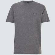 Ellipse Cadet Short Sleeve Tee - New Athletic Gray