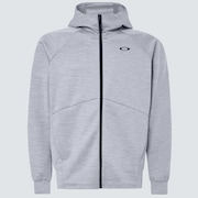 Enhance QD Fleece Jacket 11.0 - New Athletic Gray