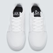 Oakley Canvas Flyer Sneaker - White