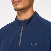 Range Pullover 2.0 - Poseidon