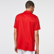 Gravity Short Sleeve Polo 2.0 - Team Red