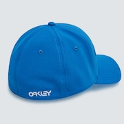 6 Panel Stretch Hat Embossed - Ozone