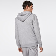 Relax Full Zip Hoodie - New Granite Heather