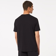 Relaxed Short Sleeve Tee - Blackout