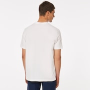 Relaxed Short Sleeve Tee - Off White