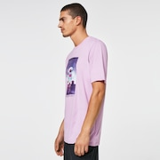 Outer Limits SS Tee - Dusty Lavender