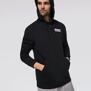 Freeride Fleece Hoodie - Blackout