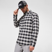 Checkered Ridge Long Sleeve