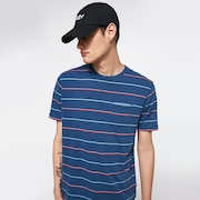 All Stripes SS Tee