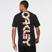 Oakley Camo Print Tee - Blackout