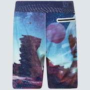 Outer Limits 20 Boardshort - Galaxy Print