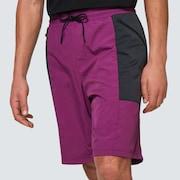 Retro Lite Packable Shorts - Dark Purple