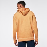 Dye Pullover Sweatshirt - Gold Yellow