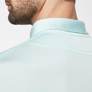 Oakley Blended Stripe Polo - Green