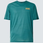 Cascade Trail Tee - Bayberry