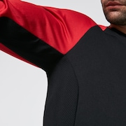 Switchback LS Trail Tee - Blackout