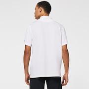 Oakley Top Half Leader Polo - White