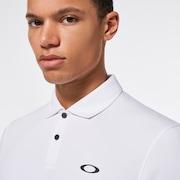 Oakley Icon TN Protect RC Polo - White