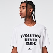 Evolution Never Ends SS Tee