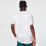 Evolution Never Ends SS Tee - White