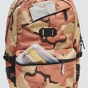Street Backpack 2.0 - B1B Camo Desert